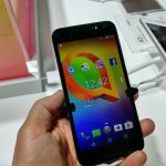 MWC – Hands-on with the Alcatel A3