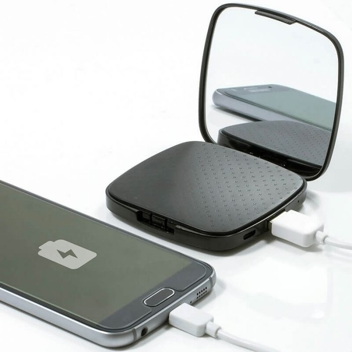Want to charge your phone? Just look in the mirror
