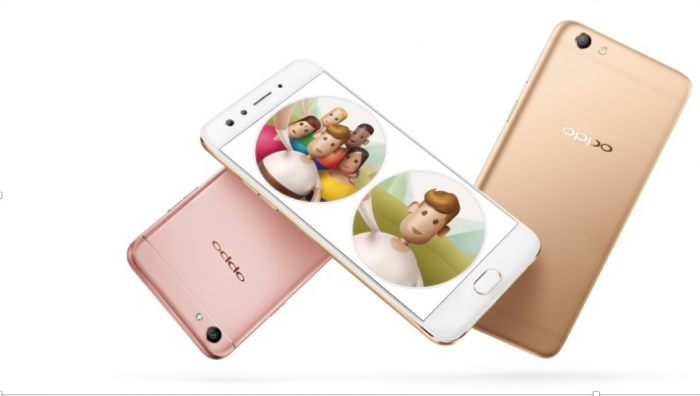 Introducing the Oppo F3 Plus, with more groufie.