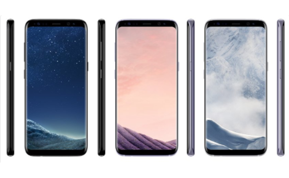 A few hours to wait for the Galaxy S8