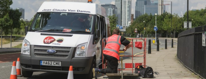 Making the switch to Virgin Media. A geeky broadband story.