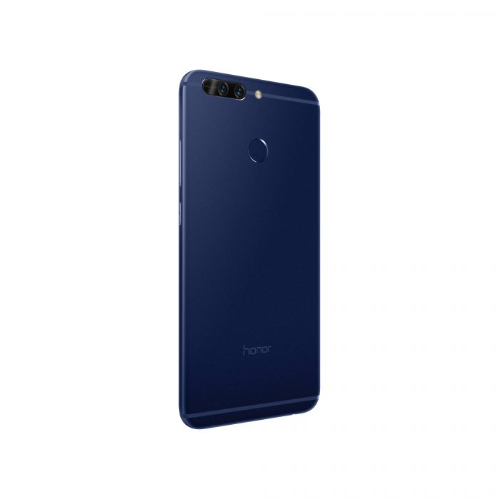Honor8ProBlueBack