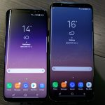Galaxy S8 hits record sales.