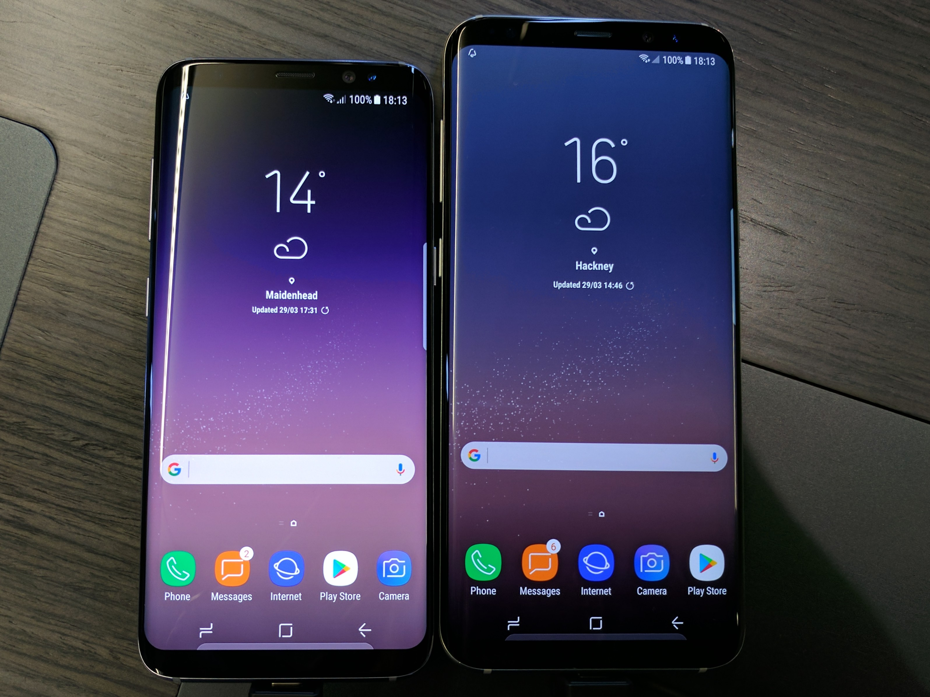 Galaxy S8 manufacturing costs revealed.