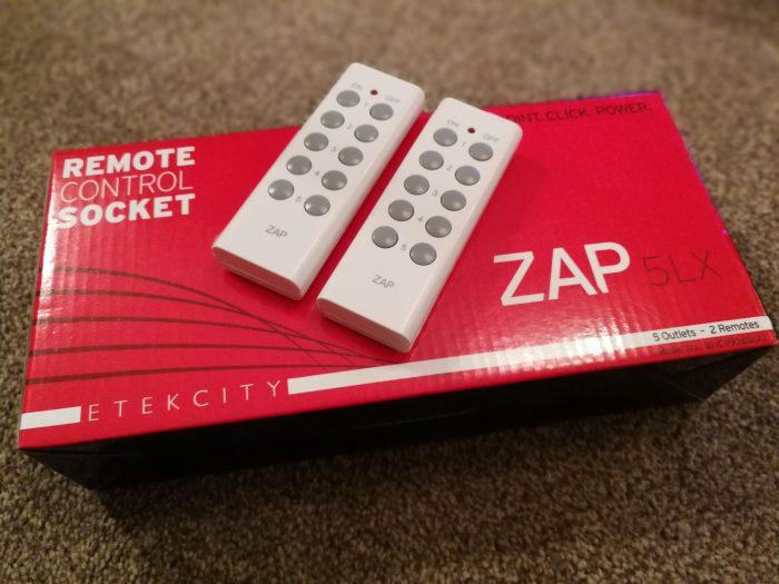 Etekcity Wireless Remote Control Sockets   Review