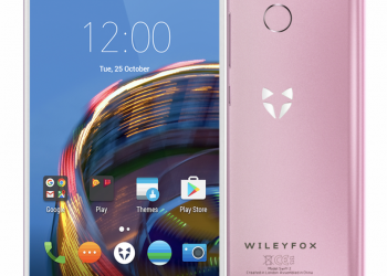 wileyfox swift 2 - rose