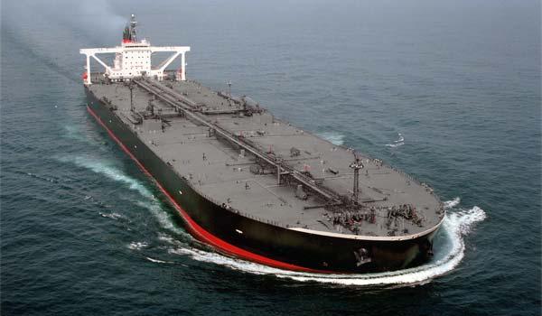 11 14 oil tanker floating