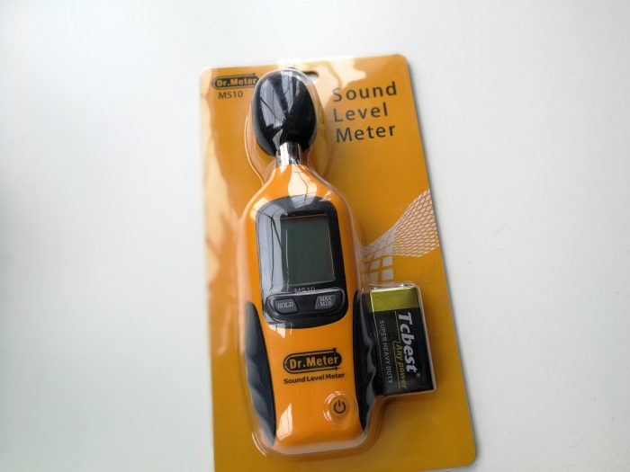 Dr Meter Sound Level Meter   Review