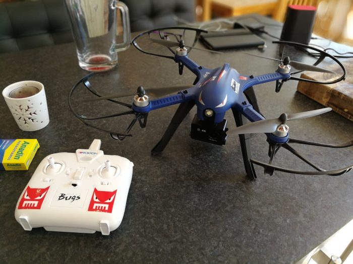 DROCON Blue Bugs 3 Drone   Review