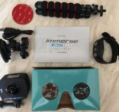 The Kitvision Immerse 360 Duo 360 Degree Camera   Review