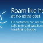 O2 announce inclusive European roaming too