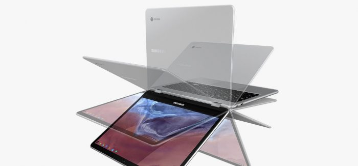 New Chromebooks are close