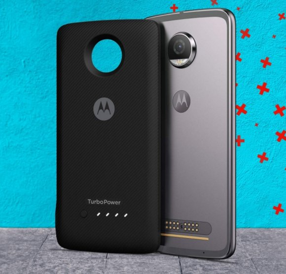 Moto Z2 Play and new Mods announced