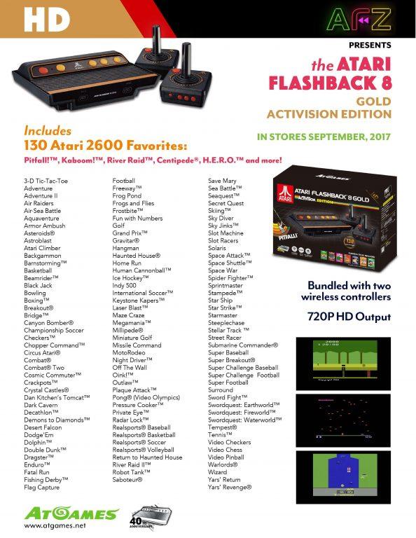 Atari Flashback series - Wikipedia