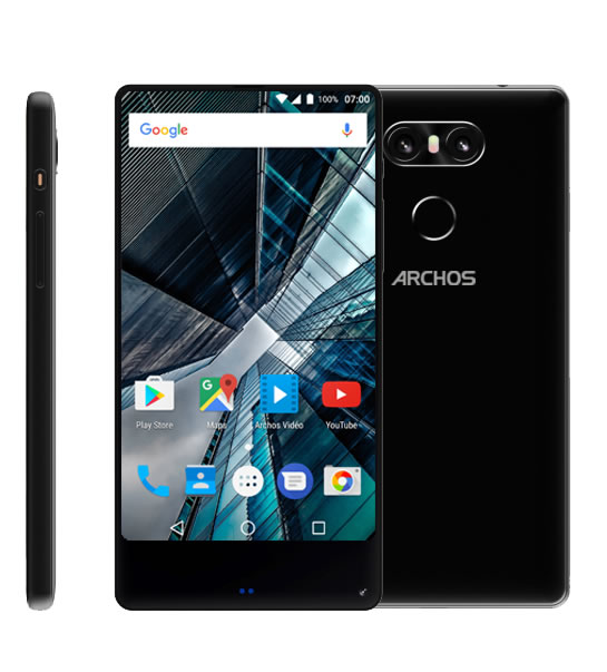 Archos announce a new smartphone line up