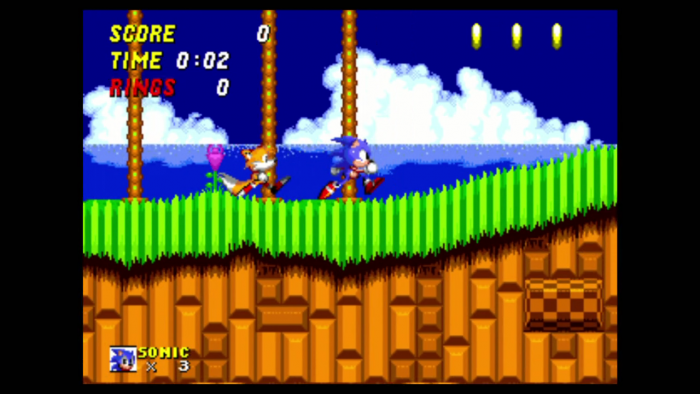 Sonic2 game