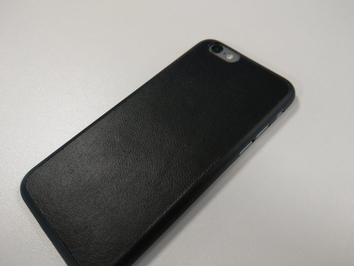 Totallee super thin iPhone leather case   Review
