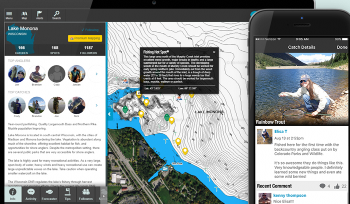 Going fishing? Try these amazing angling apps