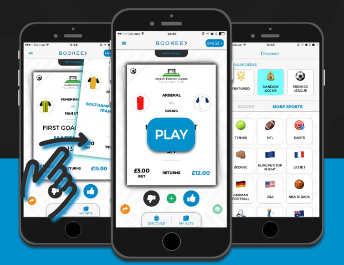 Bookee App Review: Tinder for Betting
