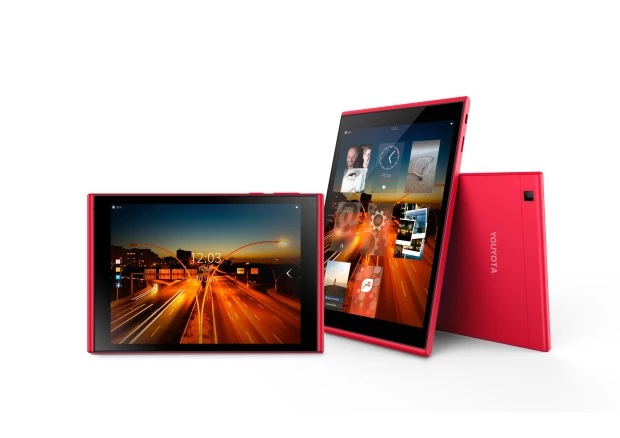 Youyota Sailfish OS 2 in 1 Tablet 4