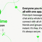 Amazon Anytime messaging app rumours