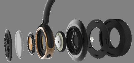 1MORE H1707 Triple Driver over ear headphones