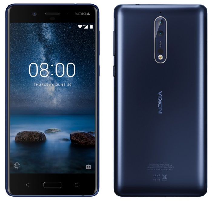 Nokia 8 leaks ahead of official announcement