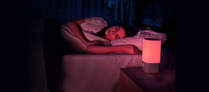 Sleepace launch new smart light to track your sleep and wake you up naturally