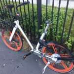 Menace for Mobike in Manchester