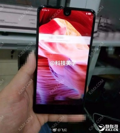 Sharp Aquos S1 and S2 leakage