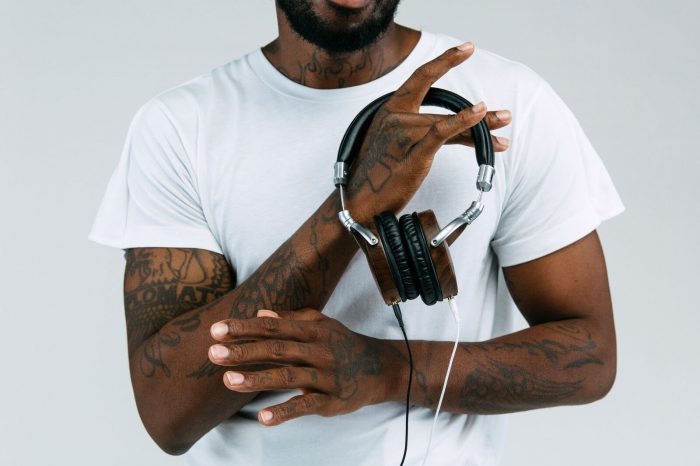 Get your ears tested and get better sound.. with some headphones