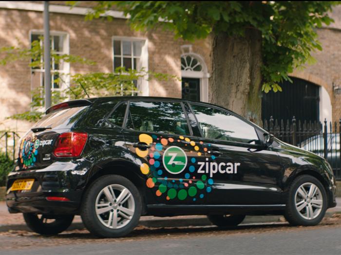 Wanna borrow a car for a bit? Zipcar Flex comes to London