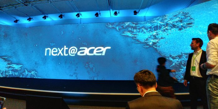 Acer at IFA 2017