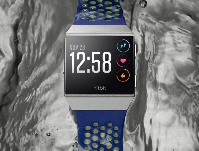 4   Fitbit Ionic Sport Cobalt Shot10 wScreens