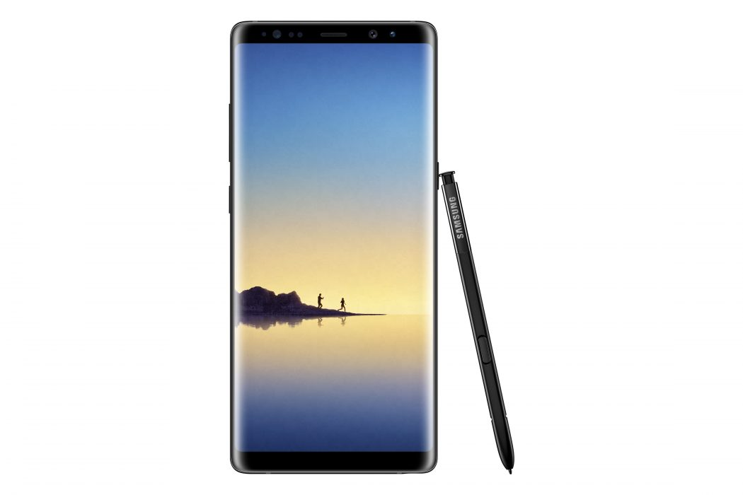 Samsung Note 8 – The deals!