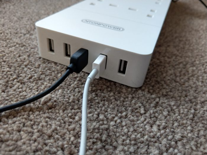 NTONPOWER 8 Socket Extension and 5 USB charger   Review