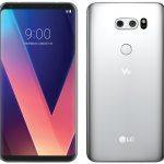 LG V30 pictured