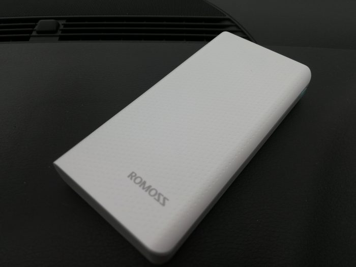 Romoss Sense 6 LED 20,000mAh Portable Charger   Review
