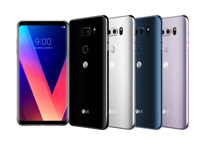 LG V30 Arrives. Get all the details.