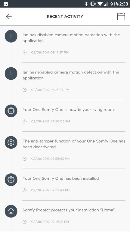 Somfy Security Camera   Review