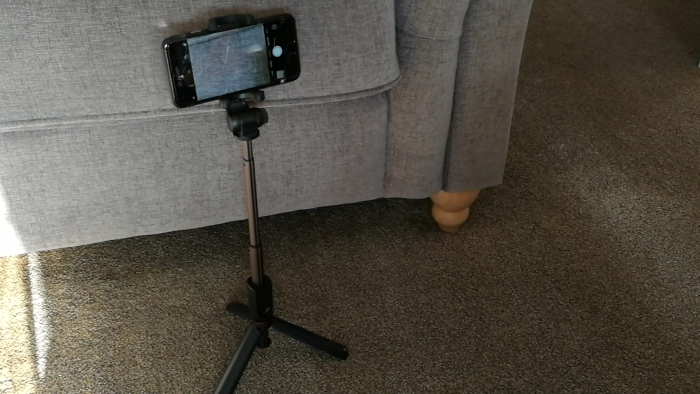 BlitzWolf Bluetooth Selfie Stick and Tripod with remote shutter   Review