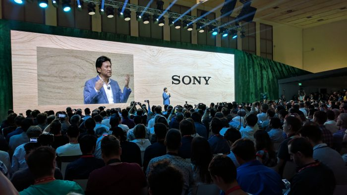 Sony at IFA 2017