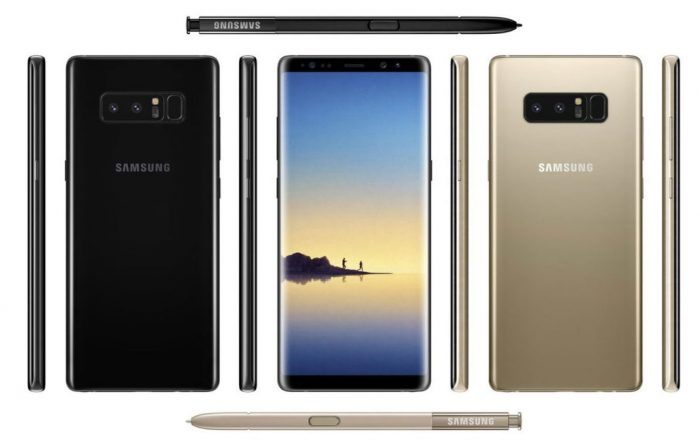 Samsung Galaxy Note 8   All the details and the live launch