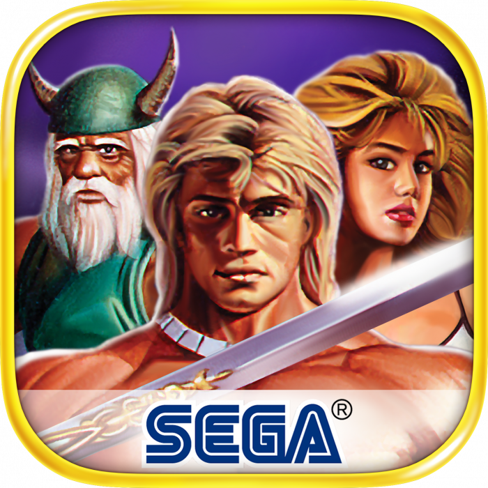 Head back to the 80s   Golden Axe