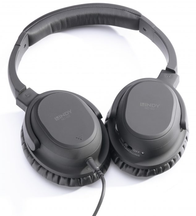 Lindy noise cancelling NC 60 Headphones
