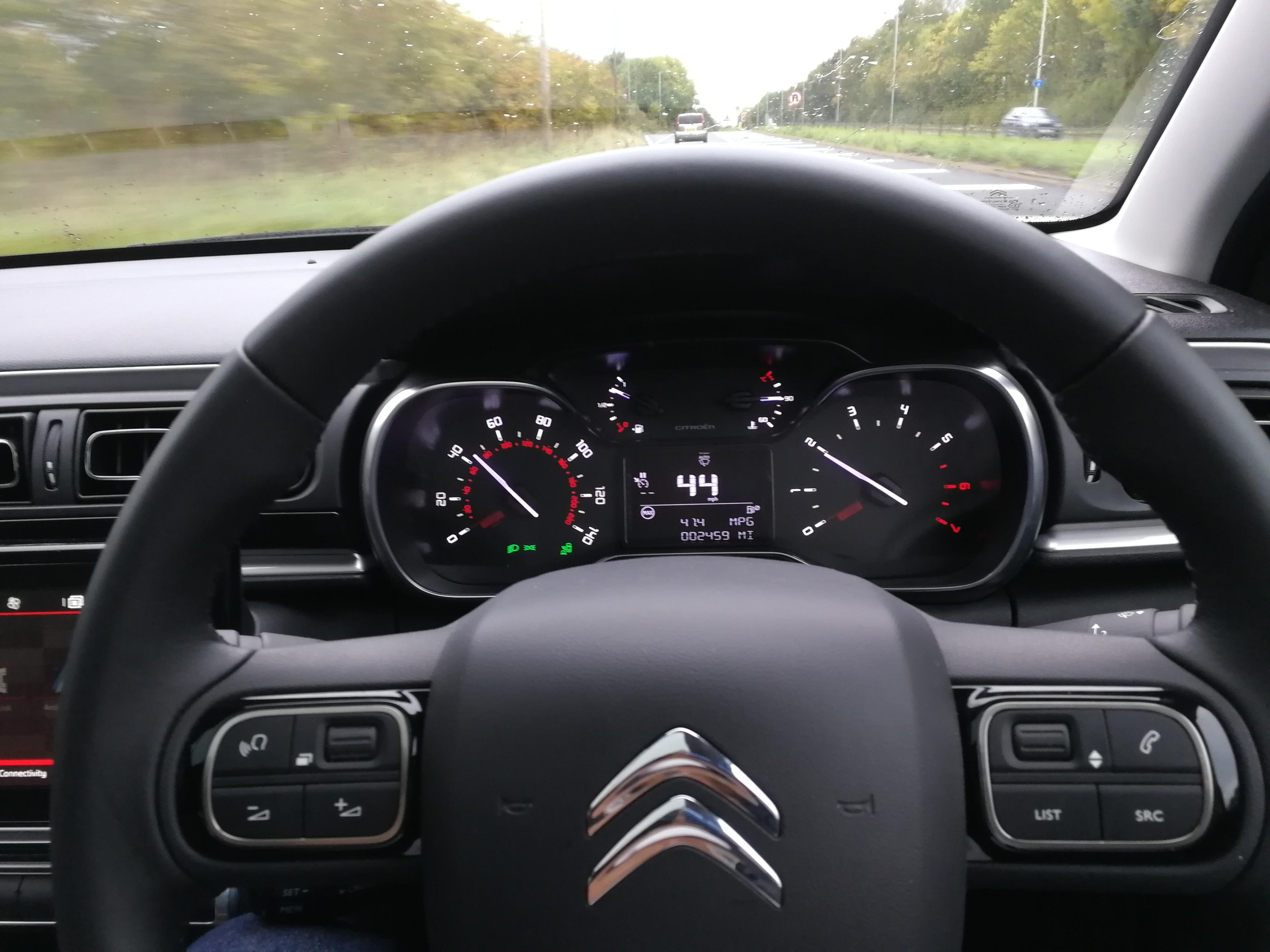 Citroën C3 - Review - Coolsmartphone
