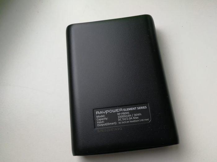 RAVPower 10000mAh Power Bank   Review