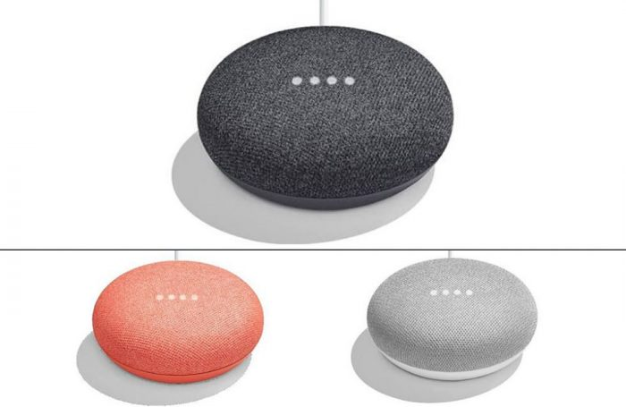 Home on the range: a range of Google Homes