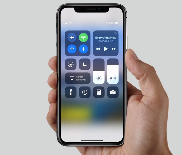 Whats the issue with the iPhone X?