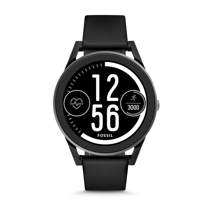 New Fossil Q Control smartwatch launched